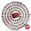 Kép 2/2 - EINHELL 2x 3,0Ah & 30min PXC Kit 2 akkumulátor + töltő