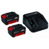 Kép 1/2 - EINHELL 2x 3,0Ah & 30min PXC Kit 2 akkumulátor + töltő
