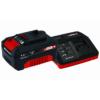 Kép 1/2 - EINHELL 18V 4,0Ah PXC Starter Kit Akkumulátor + töltő