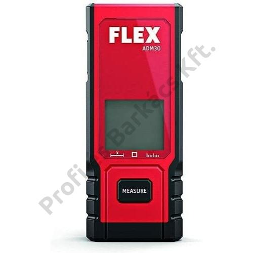 FLEX ADM 30 lézeres távolságmérő