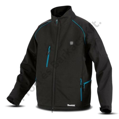 MAKITA CJ105D2XL 10,8V LXT Li-ion fűthető kabát Z méret: 2XL