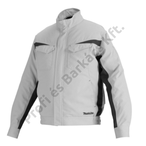 MAKITA DFJ213Z3XL 10,8-14,4V-18V CXT, LXT Li-ion hűthető kabát 3XL