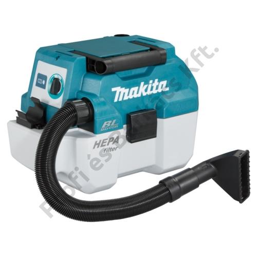 Makita DVC750LZ száraz-nedves porszívó