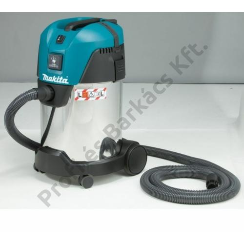MAKITA VC3011L 1000W 216 m3/h száraz-nedves porszívó 30l l