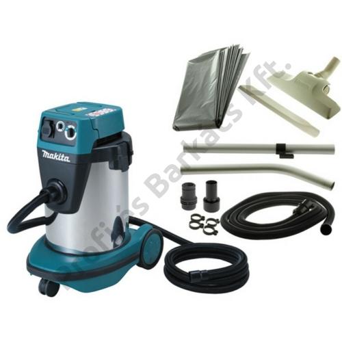 MAKITA VC3210LX1 1050W 22kPa száraz-nedves porszívó 32l L