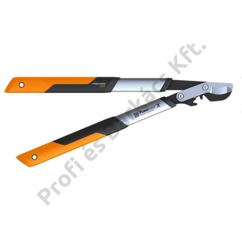 Fiskars PowerGearX™ fém fogaskerekes ágvágó (S)