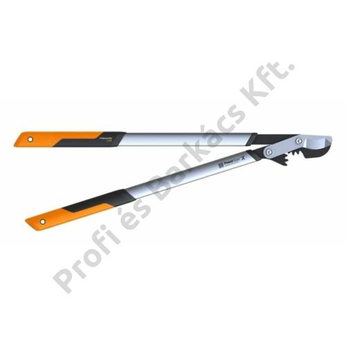 Fiskars PowerGearX™ fém fogaskerekes ágvágó (L)