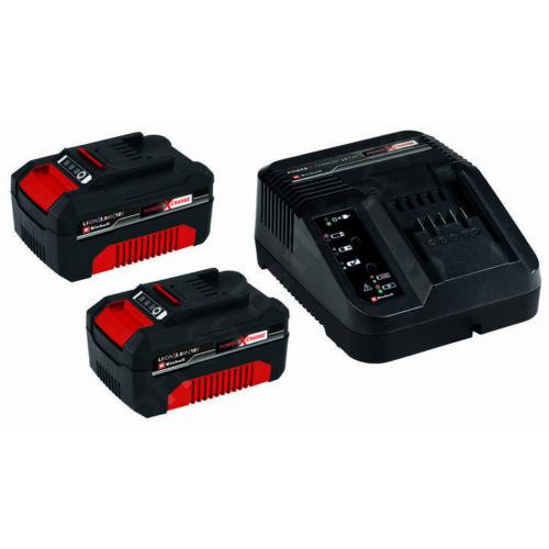 EINHELL 2x 3,0Ah & 30min PXC Kit 2 akkumulátor + töltő