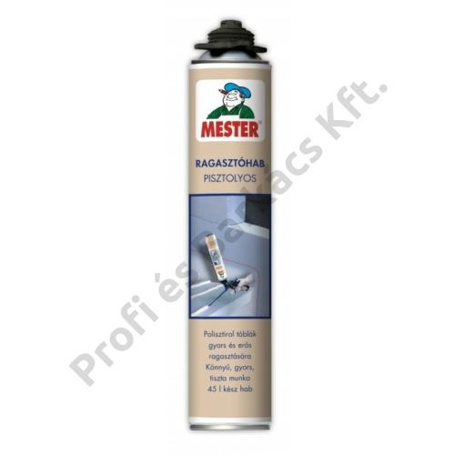 MESTER Ragasztóhab Pisztolyos - 750 ml