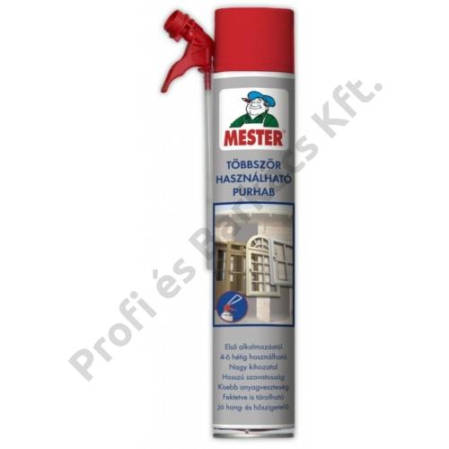 MESTER Purhab Többször Használható - 750 ml